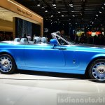 Rolls-Royce Phantom Drophead Coupe Waterspeed Collection side