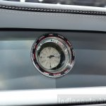 Rolls-Royce Phantom Metropolitan Collection multizone clock at the 2014 Paris Motor Show