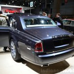 Rolls-Royce Phantom Metropolitan Collection rear at the 2014 Paris Motor Show