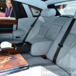 Rolls-Royce Phantom Metropolitan Collection rear seats at the 2014 Paris Motor Show