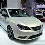 Seat Ibiza 30th Anniversary Edition front three quarter left at the 2014 Paris Motor Show