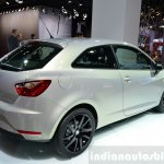 Seat Ibiza 30th Anniversary Edition rear right three quarter at the 2014 Paris Motor Show