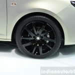 Seat Ibiza 30th Anniversary Edition wheel at the 2014 Paris Motor Show