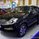 Ssangyong Rexton at the 2014 Colombo Motor Show Sri Lanka