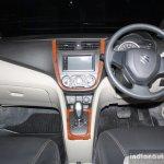 Suzuki Celerio Elegance edition interior  at the 2014 Colombo Motor Show Sri Lanka