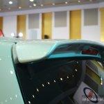 Suzuki Celerio Elegance edition spoiler at the 2014 Colombo Motor Show Sri Lanka