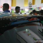 Suzuki Celerio Xtreme edition spoiler at the 2014 Colombo Motor Show Sri Lanka
