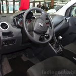 Suzuki Celerio interior at the 2014 Paris Motor Show