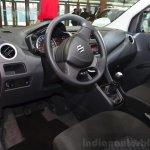 Suzuki Celerio interior at the 2014 Paris Motor Show