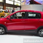 Suzuki Celerio side at the 2014 Paris Motor Show