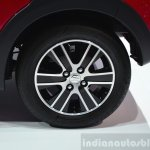 Suzuki Celerio wheel at the 2014 Paris Motor Show