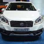 Suzuki SX4 S-Cross at the 2014 Paris Motor Show