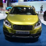 Suzuki SX4 S-Cross front at the 2014 Paris Motor Show