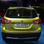 Suzuki SX4 S-Cross rear at the 2014 Paris Motor Show