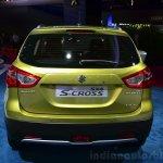 Suzuki SX4 S-Cross rear at the 2014 Paris Motor Show