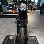 Triumph Bonneville Spirit front at the INTERMOT 2014