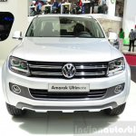 VW Amarok Ultimate at the 2014 Paris Motor Show