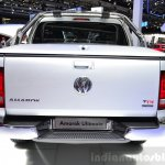 VW Amarok Ultimate rear at the 2014 Paris Motor Show
