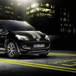 VW Street Up! special edition front three quarter