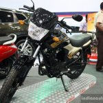 Yamaha YBR 110 at the 2014 Colombo Motor Show Sri Lanka