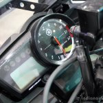 Yamaha YZF-R15 instrument console at the 2014 Colombo Motor Show Sri Lanka