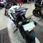 Yamaha YZF-R15 rear at the 2014 Colombo Motor Show Sri Lanka