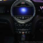 2014 MINI 5 door center screen launch