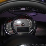 2014 MINI 5 door cluster launch