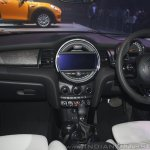 2014 MINI 5 door interior launch