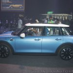 2014 MINI 5 door profile launch
