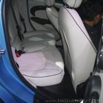 2014 MINI 5 door rear legroom launch