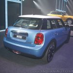 2014 MINI 5 door rear quarter launch