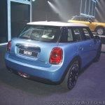2014 MINI 5 door rear quarter launch