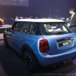 2014 MINI 5 door rear quarters launch