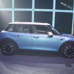 2014 MINI 5 door side launch