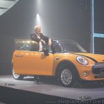2014 Mini 3-door launch