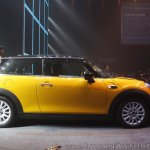 2014 Mini 3-door side launch