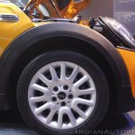 2014 Mini 3-door wheel launch