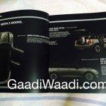 2014 Mini Cooper brochure scan 5-door