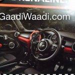2014 Mini Cooper brochure scan interior