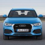 2015 Audi Q3 facelift front