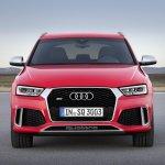 2015 Audi RS Q3 facelift front fascia