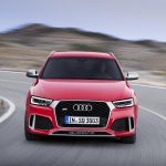2015 Audi RS Q3 facelift front