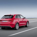 2015 Audi RS Q3 facelift rear right three quarter