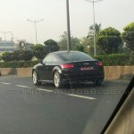 2015 Audi TT Coupe spied India