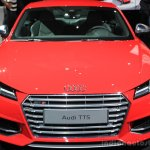 2015 Audi TTS front fascia at the 2014 Los Angeles Auto Show
