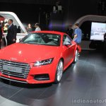 2015 Audi TTS front three quarters at the 2014 Los Angeles Auto Show