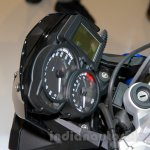 2015 BMW F 800 R cluster at EICMA 2014
