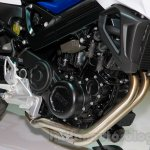2015 BMW F 800 R engine at EICMA 2014