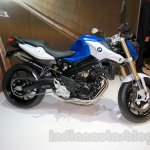 2015 BMW F 800 R side at EICMA 2014